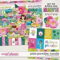 Palm Paradise Bundle by Kelly Bangs Creative