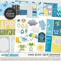 Easy Print: April showers by WendyP Designs
