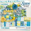 April Showers - bundle by WendyP Designs