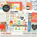 Easy Print: Listing by Studio Basic & WendyP Designs