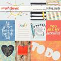 Listing - Cards by Studio Basic & WendyP Designs