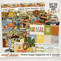 Where Magic Happens Vol. 4: Bundle by LJS Designs
