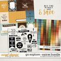 Go Explore | Extras Bundle by Digital Scrapbook Ingredients