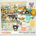 What If You Fly?: Bundle by LJS Designs and River Rose Designs