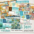 Sun, Sand & Sea Mega Bundle by Digital Scrapbook Ingredients