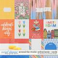 Around the world: Netherlands - Cards by Amanda Yi & WendyP Designs