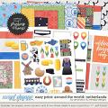 Easy Print Around the world: Netherlands by Amanda Yi & WendyP Designs