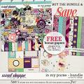 In My Purse - Bundle by Red Ivy Design