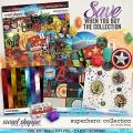 Superhero: COLLECTION & *FWP* by Studio Flergs