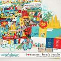 I Heart Summer: Beach Bundle by Amber Shaw & Kelly Bangs