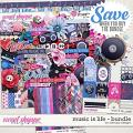 Music is life  - bundle by WendyP Designs