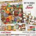 Zoobilee : Collection Bundle by Meagan's Creations