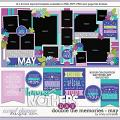 Cindy's Layered Templates - Double the Memories: May by Cindy Schneider