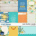 Just Ducky: Cards by LJS Designs