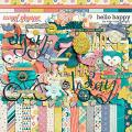Hello Happy Kit by River Rose Designs