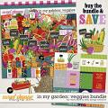 In My Garden: Veggies Bundle by Misty Cato and Kelly Bangs Creative