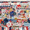Stars And Stripes by Digital Scrapbook Ingredients