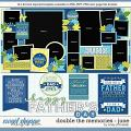 Cindy's Layered Templates - Double the Memories: June by Cindy Schneider