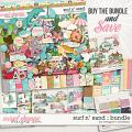 Surf N' Sand : Bundle by Meagan's Creations