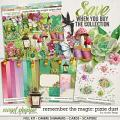 Remember the Magic: PIXIE DUST- COLLECTION & *FWP* by Studio Flergs