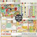 Working Teen : Bundle by Meagan's Creations & Studio Basic Designs