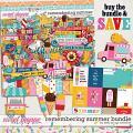 Remembering Summer Bundle by Kelly Bangs Creative