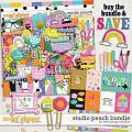 Studio Peach Bundle by Kelly Bangs Creative