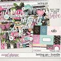 Letting Go Bundle by Digital Scrapbook Ingredients