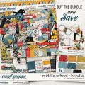 Middle School : Bundle by Meagan's Creations