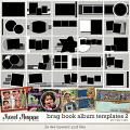Brag Book Album Templates 2 by Misty Cato