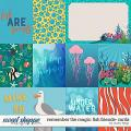 Remember the Magic: FISH FRIENDS- CARDS by Studio Flergs