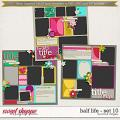 Brook's Templates - Half Life - Set 10 by Brook Magee