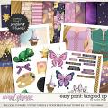 Remember the Magic: TANGLED UP- EZ PRINT by Studio Flergs