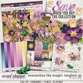 Remember the Magic: TANGLED UP- COLLECTION & *FWP* by Studio Flergs