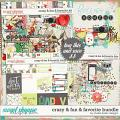 Crazy & Fun & Favorite Bundle by Studio Basic