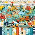 DUO 1 - To The Ocean by Digital Scrapbook Ingredients, Jady Day Studios and LJS Designs