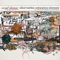 Silent Battles: Exhaustion - Elements by Studio Basic Designs & Rachel Jefferies