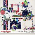 Into the Night : Clusters by Meagan's Creations