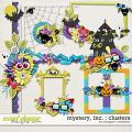 Mystery, Inc. : Clusters by Meagan's Creations