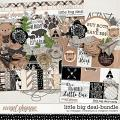 Little Big Deal : Bundle by Meagan's Creations & Meghan Mullens