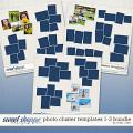 Photo Cluster Templates 1-3 Bundle by Misty Cato