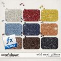 Wild West : Glitters by Meagan's Creations