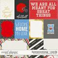 Homecoming : Cards by Meagan's Creations & WendyP Designs