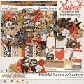 Thankful Hearts Collection by River Rose Designs
