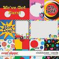 Clubhouse : Cards by Meagan's Creations