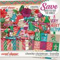 Cheeky Christmas-Bundle by WendyP Designs & Meghan Mullens