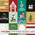 Santa Paws & Mrs Claws: Cards by Grace Lee, Brook Magee & Wendyp Designs