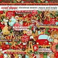 Christmas Season: Merry and Bright by Digital Scrapbook Ingredients