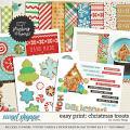 Remember the Magic: CHRISTMAS TREATS- EZ PRINT by Studio Flergs