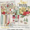 Remember the Magic: WHITE CHRISTMAS- COLLECTION & *FWP* by Studio Flergs